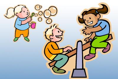Unser Kinderpark hat in den Pfingstferien offen