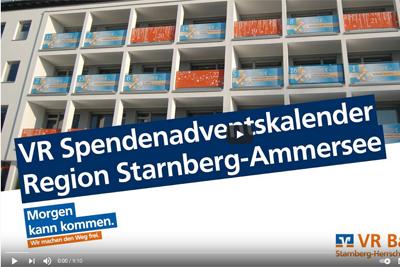 Digitale Spendengala – VR Spendenadventskalender Region Starnberg-Ammersee