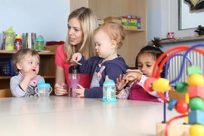 Spielgruppen für Kleinkinder – Ab September noch Plätze frei!